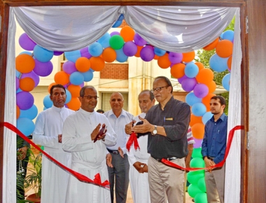 AIMIT inaugurates MDP centre, students' residence