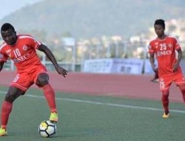 Aizawl confident of making a strong comeback
