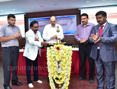 First BE batch orientation for A J Institute of Engineering and Technology held