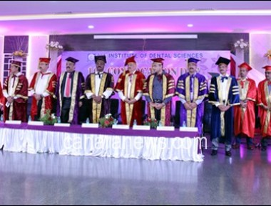 AJIDS celebrates 10th convocation ceremony, annual day