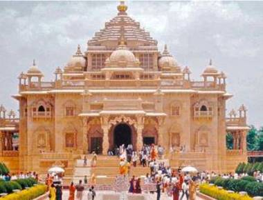 Accused in 2002 Gujarat Akshardham attack nabbed