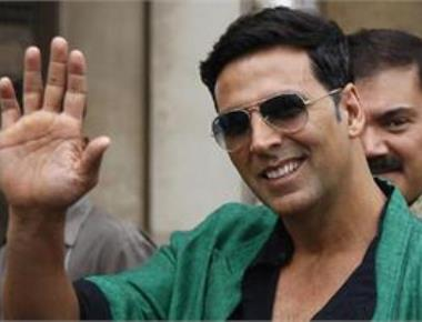Wrong, but can't show only good things: Akshay on stalking in ''Toilet...''