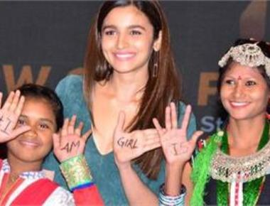 My dad wants me to use my popularity in right direction: Alia
