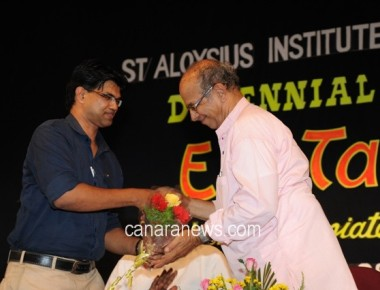 St Aloysius BEd Institute holds decennial year celebrations 'Edu Tarang'