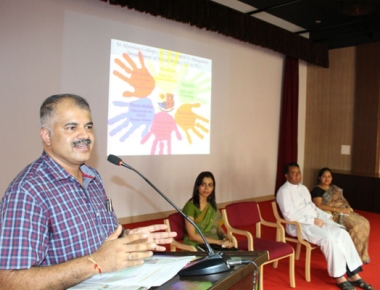 St Aloysius College, Dept of Social Work inaugurates six field action projects