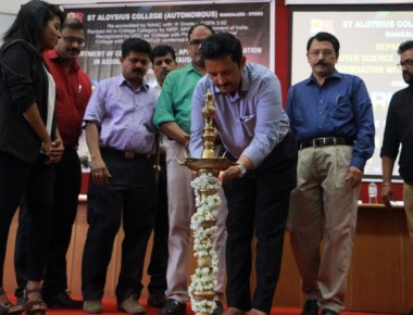 National level seminar on animation held at St Aloysius College