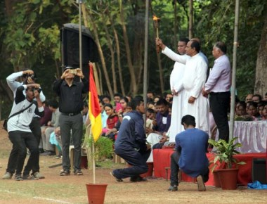 St Aloysius College holds 137th annual sports day