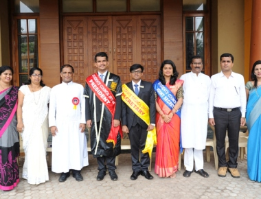 St Aloysius PU College inaugurates Students' Council