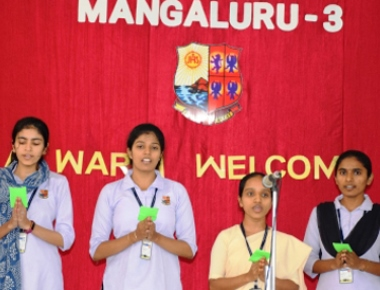 St Aloysius BEd College welcomes new batch of students