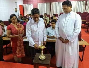 Educational seminar held for teaching staff of St Aloysius Higher Primary School, ITI