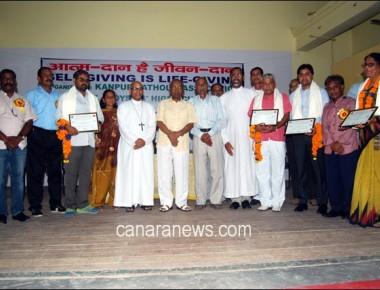 Seminar held at St Aloysius Kanpur