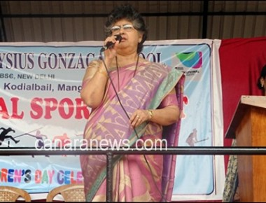 St Aloysius Gonzaga School celebrates annual Sports Meet