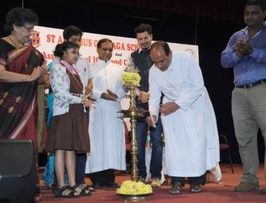 St Aloysius Gonzaga School hosts AICS Inter School Chess Tournament