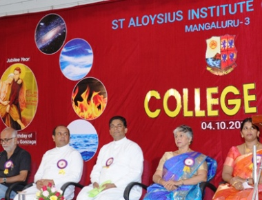 St Aloysius BEd College conducts 12th annual day