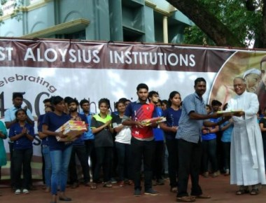 St Aloysius College holds 'Love for Labour' programme