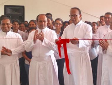 New science block inaugurated at St Aloysius PU College