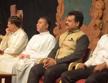 St Aloysius College students stage 'Birugaali'