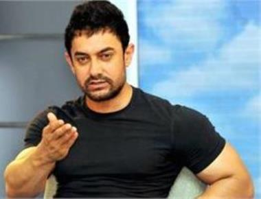 I'm not a natural actor: Aamir Khan