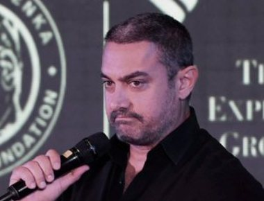 Aamir under fire for remarks on intolerance