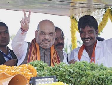 Siddaramaiah's notice an eyewash: Amit Shah