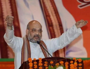 Amit Shah to visit Adichunchanagiri Mutt to 'woo' Vokkaligas