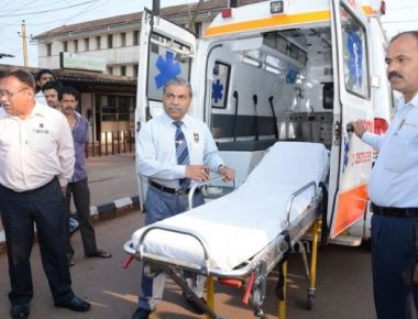 MIT, Manipal University gets dedicated ambulance