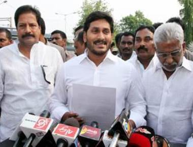 YSR Congress seeks President's intervention for sacking defectors in Andhra cabinet