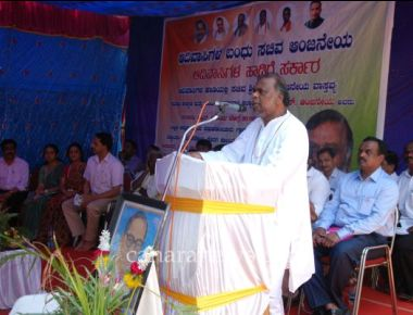 High-level meeting on Forest Dwellers Act soon: Minister Anjaneya