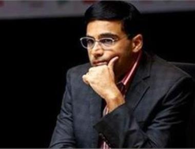 Anand draws with Ding; tied 2nd at Bilbao Masters