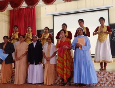 St Ann's College of education celebrates Women's Day