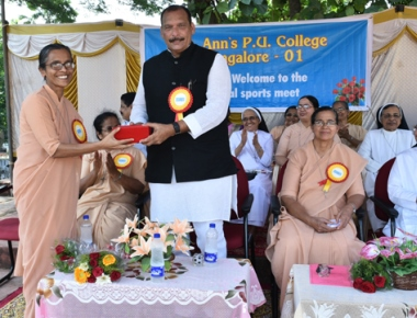St Ann's PU College holds zesty sports meet