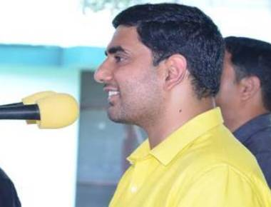 Andhra CM's son, 10 others sworn in as ministers