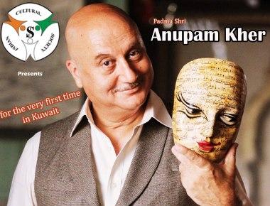 "Anupam Kher to present live play ""Mera Woh Matlab Nahi Tha"" in Kuwait"