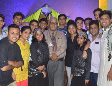 Sarosh Institute of Hotel Administration guests treated to exquisite 'Arabian Nights'