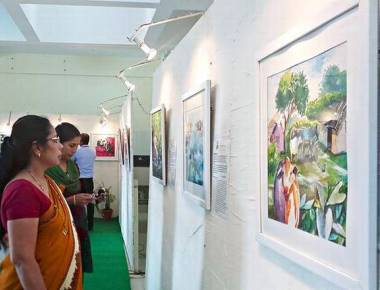 Art exhibition inaugurated