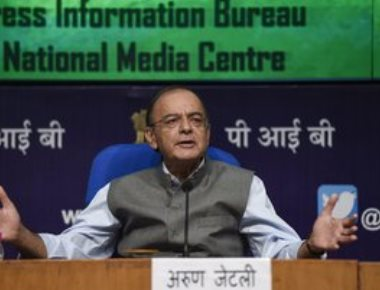 Ex-French President contradicted himself; Dassault chose Reliance on its own: Jaitley