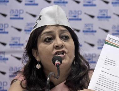 AAP targets BJP's Ashish Shelar