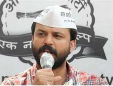 Ashish Khetan resigns from AAP, say party sources