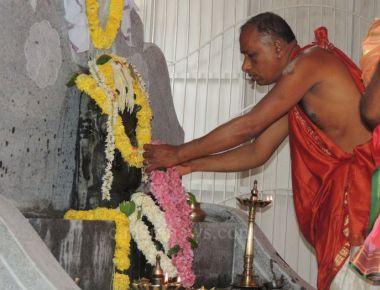Naga Devasthana Punar Sthapane At Shree Kshetra Asalpha Shree Dattatreya Durgambika Devasthana held on 22nd January 2015