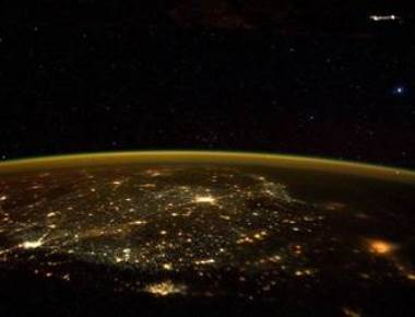 US astronaut tweets images of South India