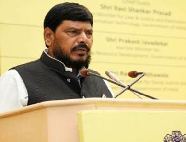 Give quota to upper castes: Minister Athawale