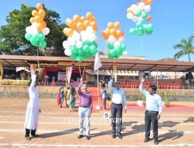 St Philomena College Puttur celebrated Annual Athletic Meet 2019-20