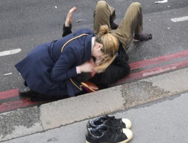 UK Parliament Attack: 5 Dead, Nearly 40 Injured in 'Strike At The Heart' Of London