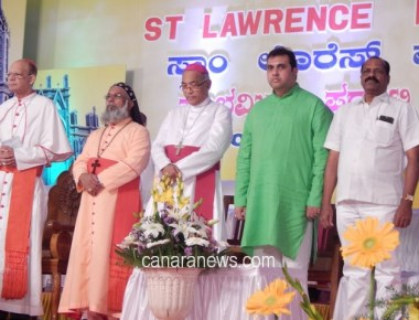 Basilica is ray of hope for the needy: Pramod Madhwaraj