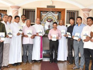 Bishop Dr. Gerald Isaac Lobo  initiated the process of  elevating St. Lawrence Church, Attur to Minor Basilica on August 1st