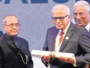 Proud moment for Australian doctor of Karnataka origin