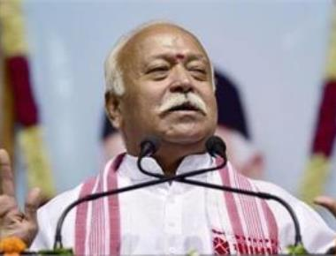 Bhagwat demands law for Ram temple construction in Ayodhya