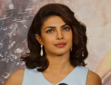 Priyanka reacts on