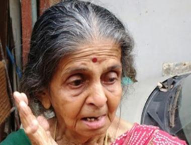 Vinayak Baliga's mother's eyes gives vision to 2 people