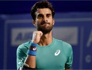 Bhambri advances but Ramkumar ousted from Bengaluru Open